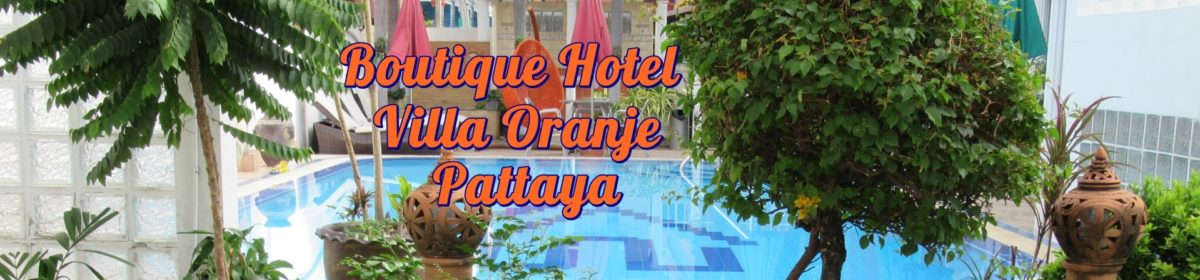 Boutique Hotel Villa Oranje Pattaya